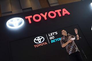 Toyota Hadirkan Produk & Teknologi Terbaik Bagi Pengunjung Pameran GIIAS 2017