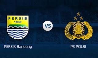 Persib Bandung vs PS Polri