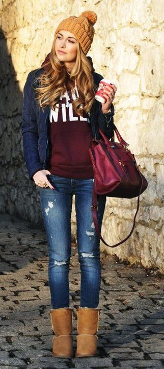 Winter Outfits 2017 Pinterest to Try Now