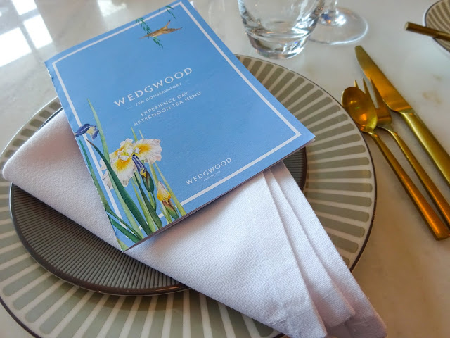 Wedgwood Afternoon Tea Place Setting