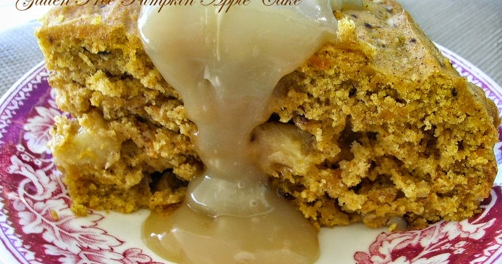 Microwave Pumpkin Cake Recipe