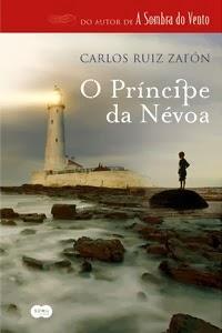 O Príncipe da Névoa | Carlos Ruiz Zafón