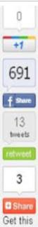 Cara Pasang Widget Tombol Multi Share di Blogger