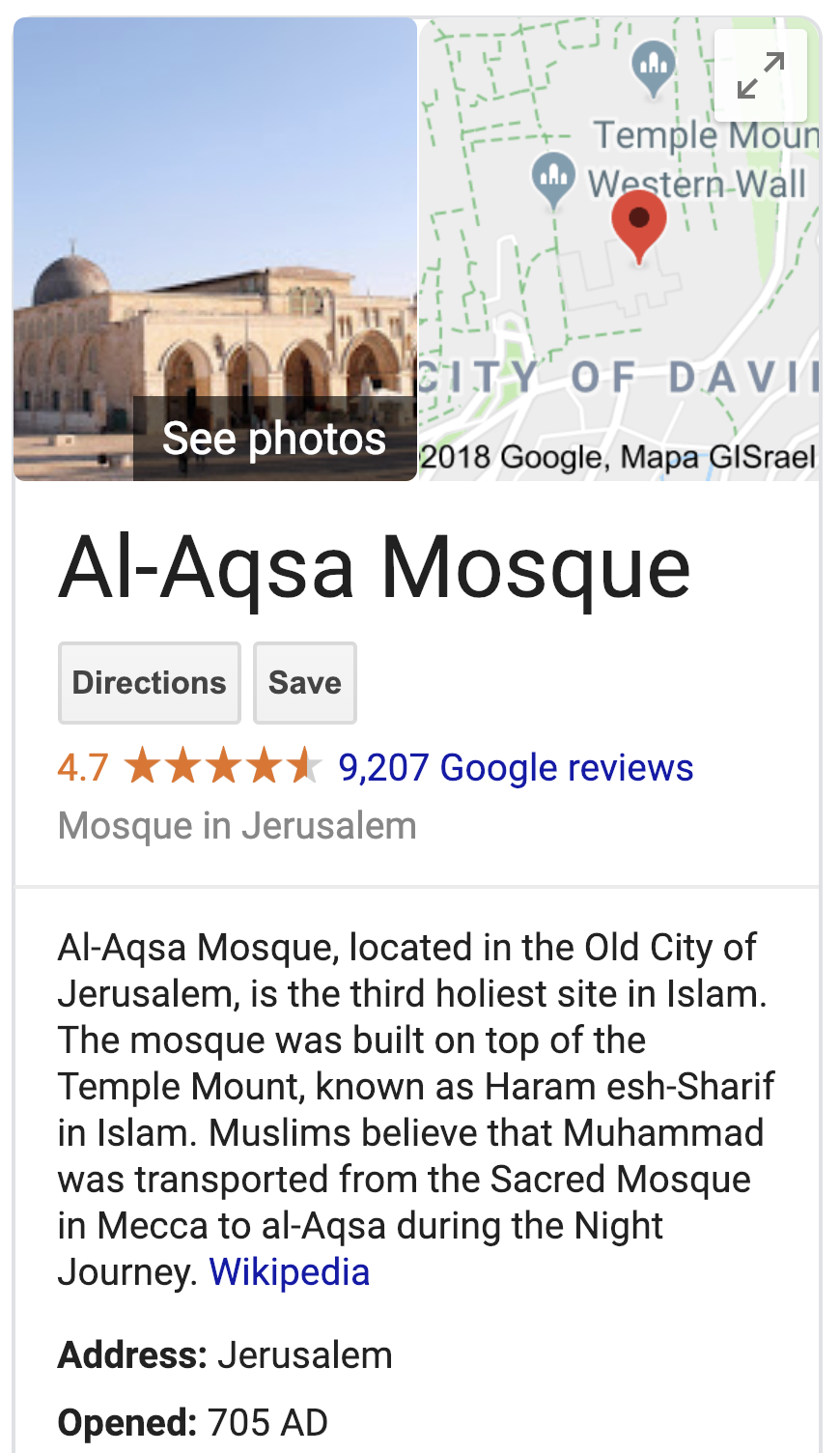 free to find truth: 42 66 141 183 | Al-Aqsa Mosque, the most likely