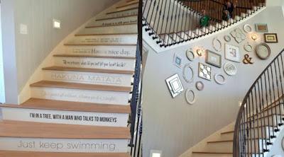 tips memilih bahan dekorasi anak tangga untuk kepuasan pribadi
