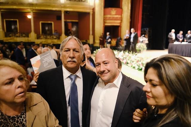 Reconoce Enrique Alfaro aval de Jalisco a la Reforma Educativa federal