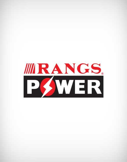 rangs power vector logo - designway4u