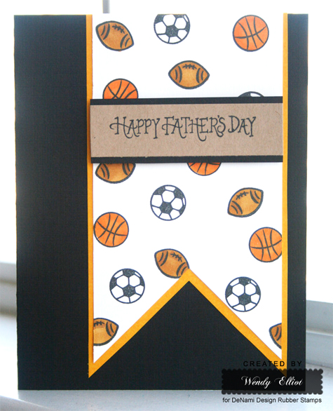 Lisa S Tool Time Father S Day Card: DeNami Design Blog: Product Spotlight- Happy Father's Day