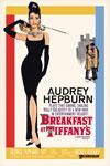 Cartel americano de Desayuno con diamantes, de Blake Edwards
