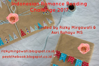 Indonesian Reading Romance Challenge 2017