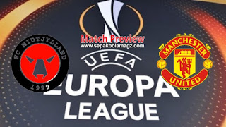 Preview Midtjylland FC vs Manchester United: Head to Head & Line-up