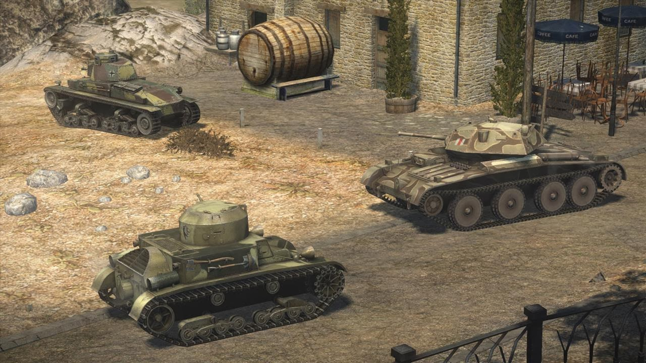 World of Tanks: Xbox 360 Edition (Video Game Review