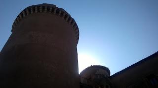 by train, castelo, cultura, etruscos, museu, natureza, praia, Santa Severa, Roma, itália,