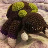 http://www.ravelry.com/patterns/library/starcraft-inspired-baneling-amigurumi