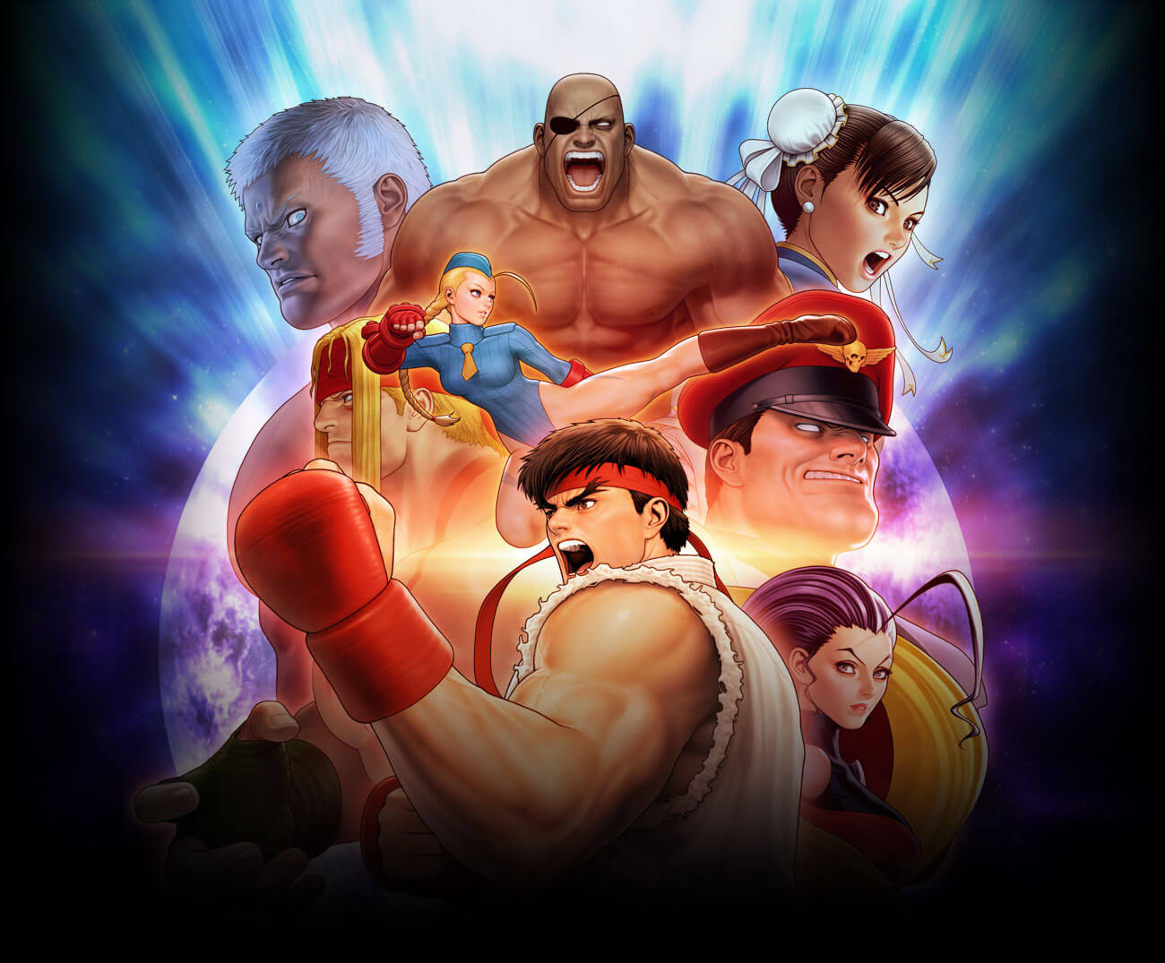 Update For Street Fighter 30th Anniversary Collection Arrives On October 23, 2018