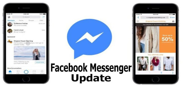 Facebook Messenger Update | All You Need to Know