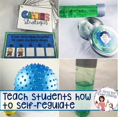 Teach kids how to self regulate their behavior
