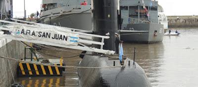 Την βοήθεια της Ρωσίας θέλει η Αργεντινή για τον εντοπισμό του χαμένου υποβρυχίου