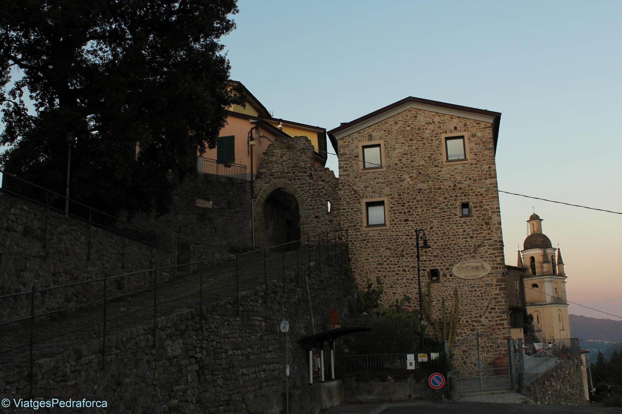Beverino Castello, La Spezia, Liguria, Italia