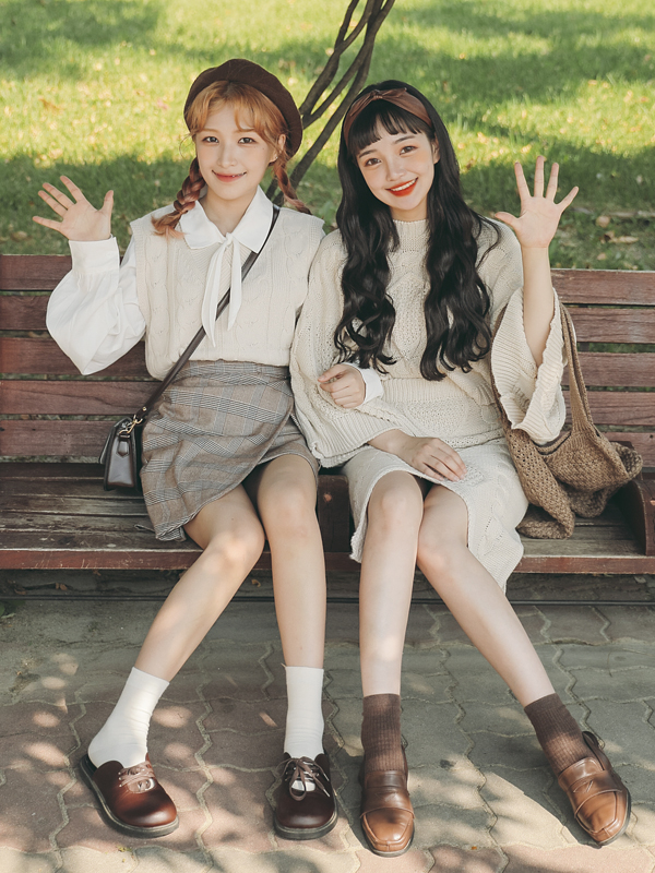 Korean Fashion Similar Look - Official Korean Fashion