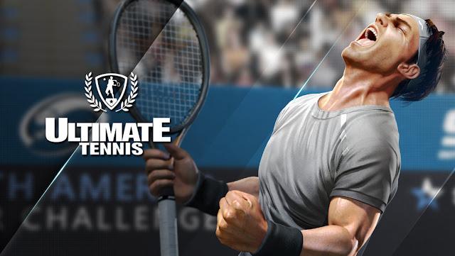 تحميل Ultimate Tennis مهكرة مجاناً للاندرويد