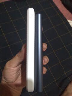 17 Membandingkan Powerbank Acmic C10 Pro Dengan Xiaomi Mi Powerbank 2 10000 mAh