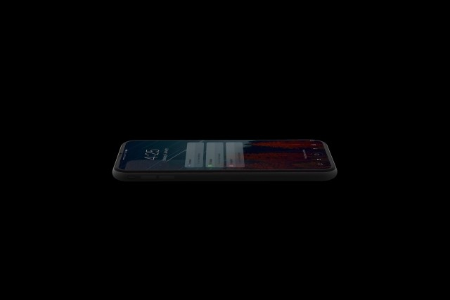 Check out new Apple's next iPhone 8 concept designed by Thadeu Brandao featuring dual screen edge to edge display with embedded HomeButton. The concept of iPhone 8 is same like as rumoured