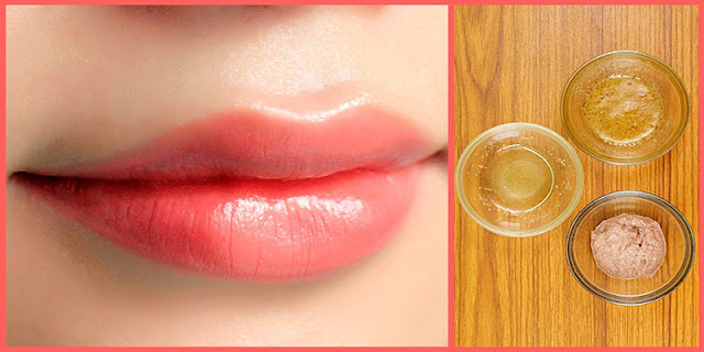 Use This Magical Formula On Your Lips And Get Pink And Baby Soft Lips At Home