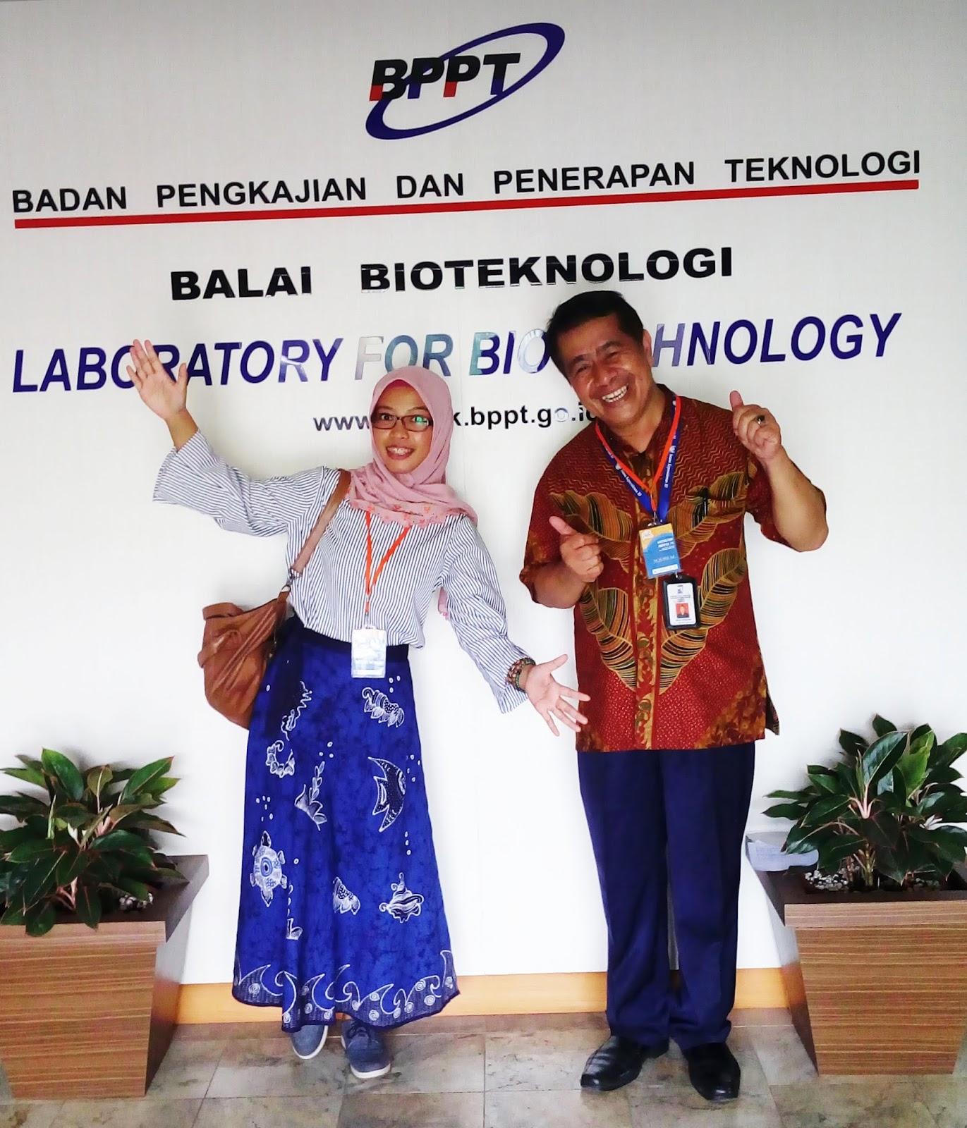 WRITINGTHON PUSPIPTEK 2018: Bioteknologi dan Masa Depan Kedaulatan Pangan Indonesia