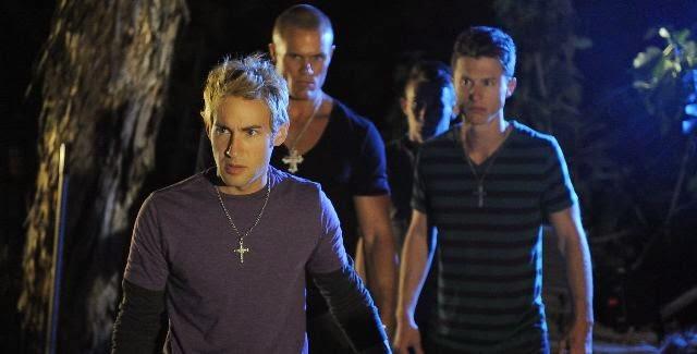 Vampire boys, 1