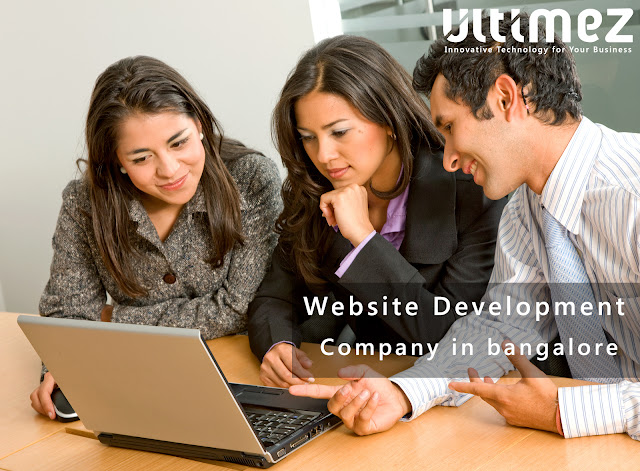 Website Design and Development Company Bangalore