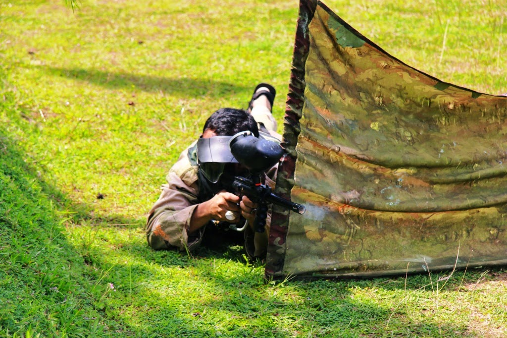 Paket Paintball di Puncak