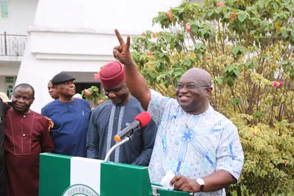 #MothersDay: @GovernorIkpeazu celebrates, describes women as heroines of peace, pillars of homes