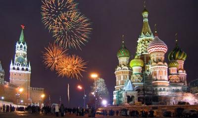 Amazing New Year's Eve Celebrations