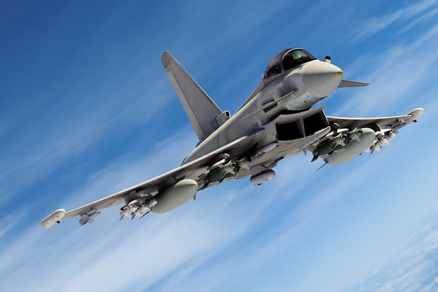 Eurofighter Typhoon features