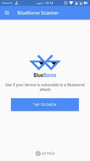 BlueBorne Scanner