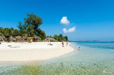 Eksotisnya Pulau Gili 2 : Gili Air