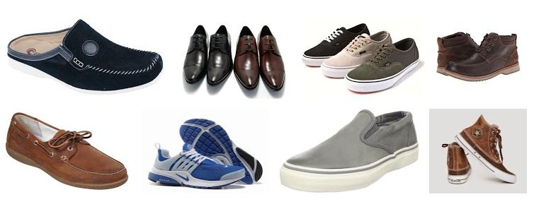 Model Sepatu Casual Pria dan Wanita