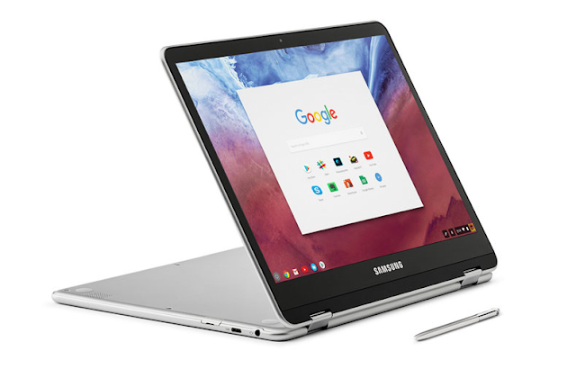 Samsung Chromebook Pro review - 2-1 laptop with a decent price