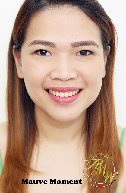 a photo of  Mary Kay Gel Semi-Matte Lipstick Mauve Moment