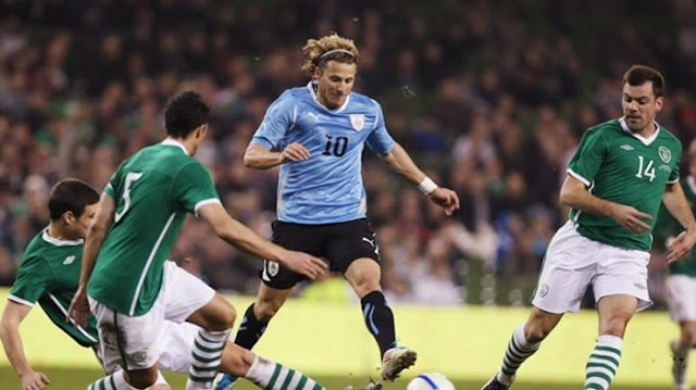Irlanda vs Uruguay en vivo