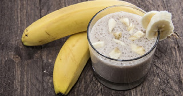 Banana and Orange Drink Recipe That Will Burn Belly Fat In No Time!