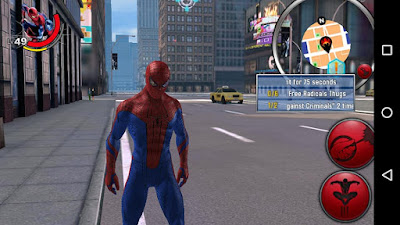 The Amazing Spiderman ANDROID Review | Low End Mobile Games