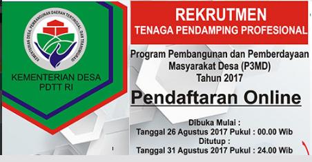 contoh Soal latihan Seleksi Rekrutmen Calon Pendamping Profesional Desa