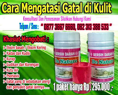 Tips Mengobati Gatal Jamur