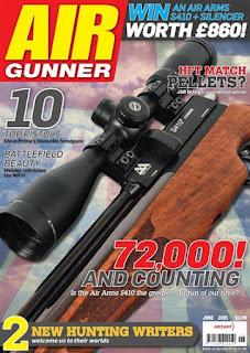 Air Gunner Edisi Juni 2015