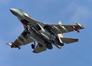 Sukhoi Su-35 Incaran TNI AU