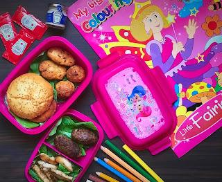 افكارلأعداد حقيبة الغذاء المدرسية بطريقة صحية