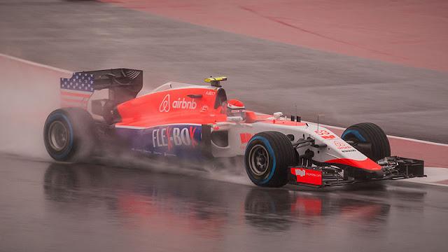 Gambar Mobil Balap F1 Manor 01