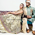 Latest Bridal & Groom- Party Wear- Sherwani Dresses 2016-17 By Amna Ajmal